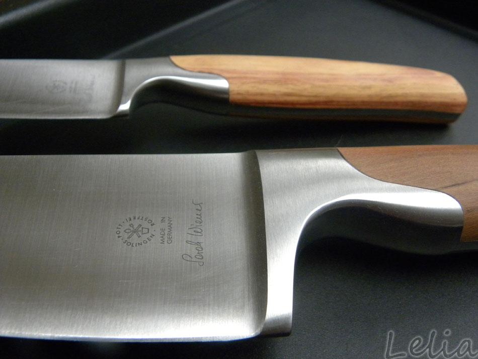 Meine Sarah Wiener Messer
