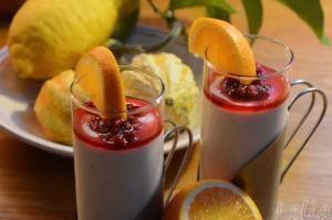 Zitrusfruchtcreme