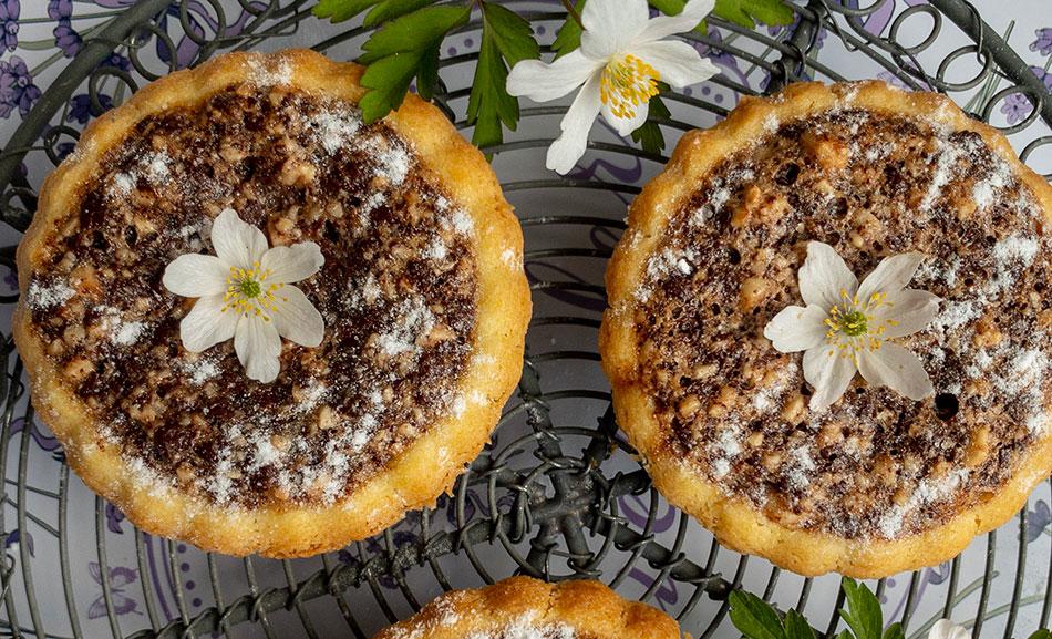 Tartelettes mit zwei Füllungen, Beitragsbild
