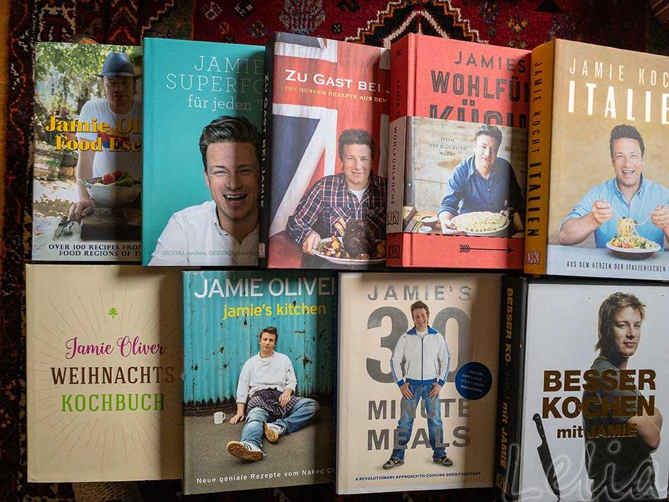 Kochbücher 14 | Tatort Küche