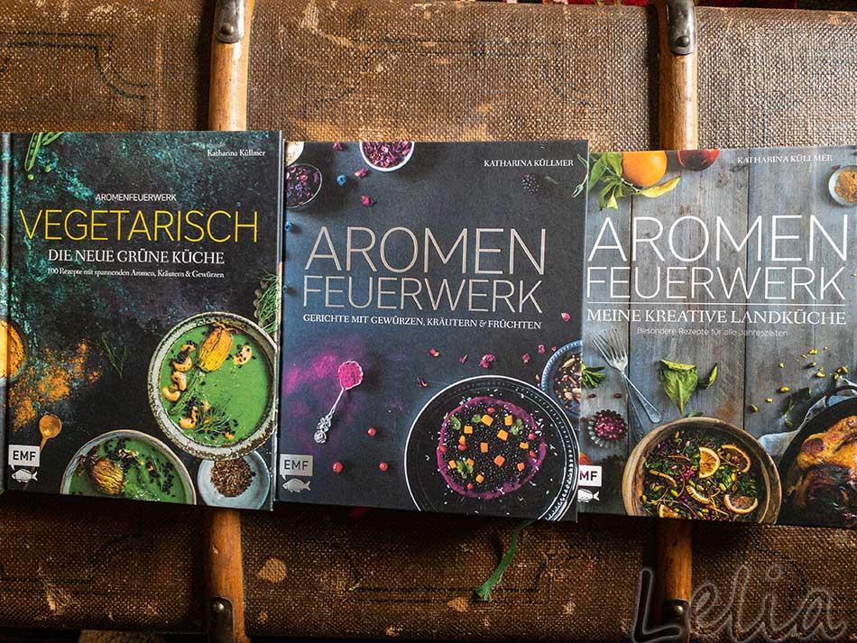 Kochbücher 17 | Tatort Küche