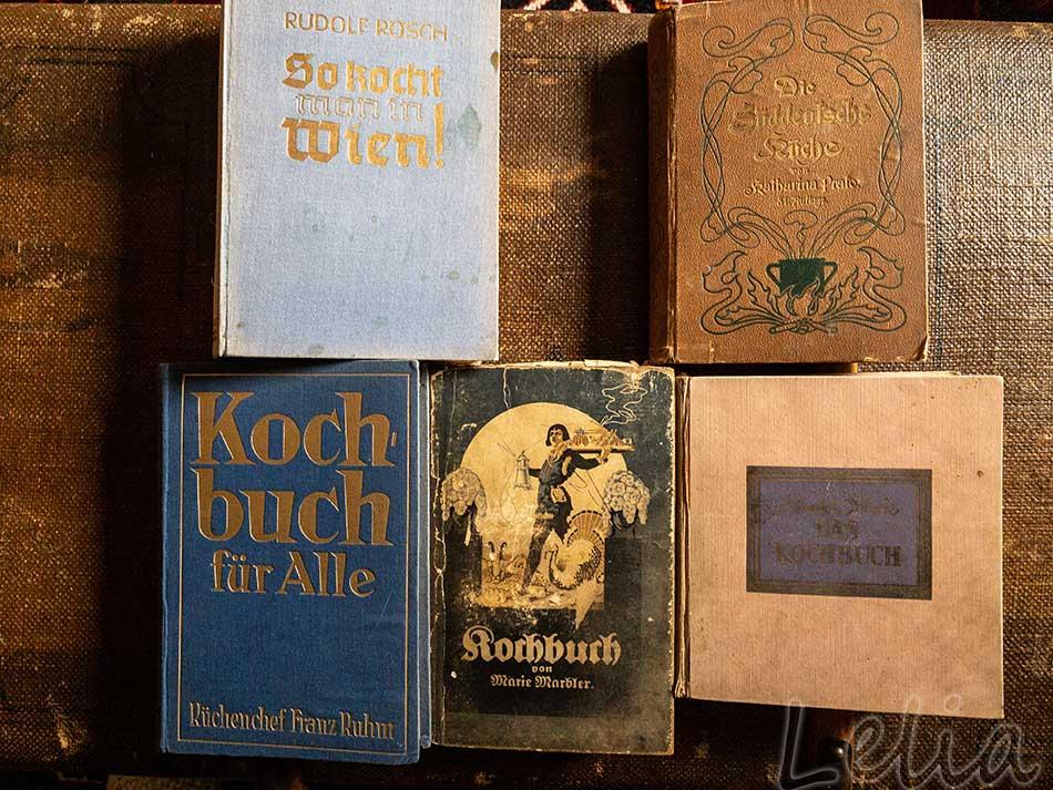 Kochbücher 19 | Tatort Küche