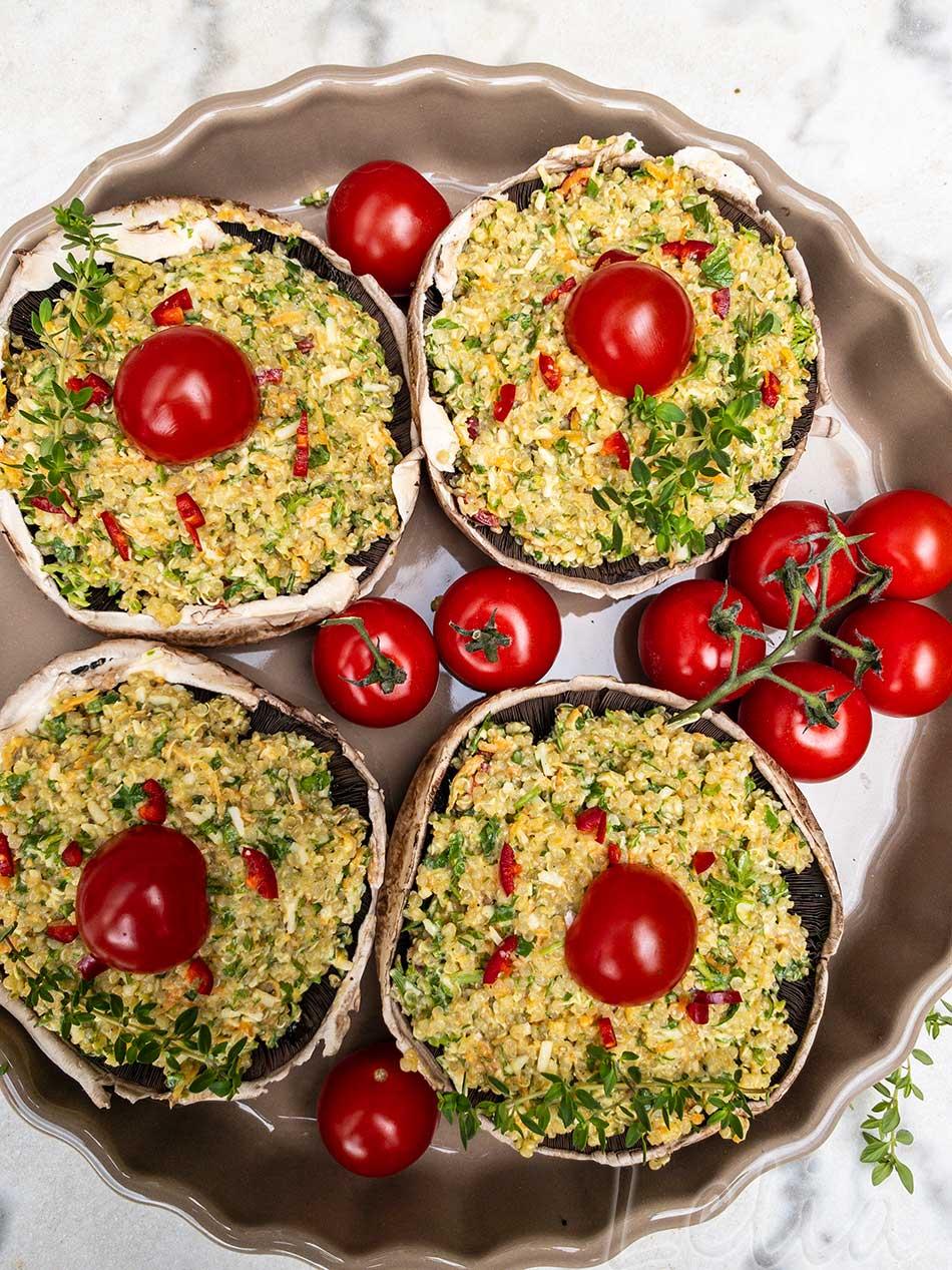 Gefülltes Gemüse 10 | Tatort Küche