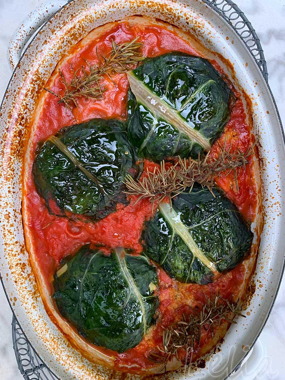 Gefülltes Gemüse 3 | Tatort Küche