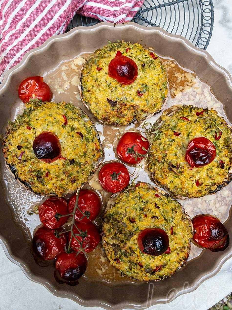 Gefülltes Gemüse 5 | Tatort Küche