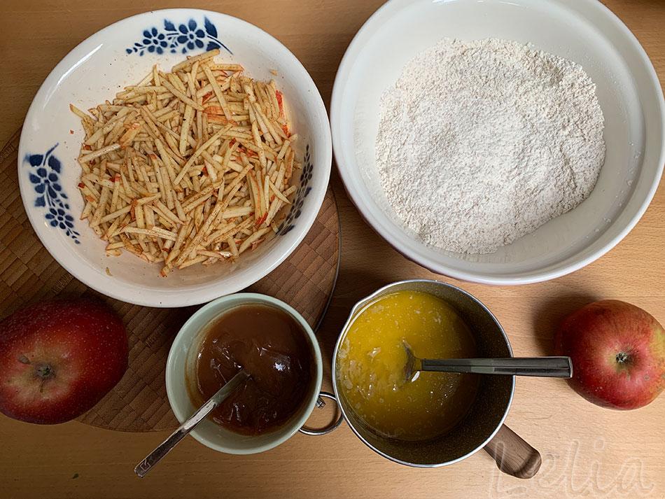 Apfelkuchen 6 | Tatort Küche