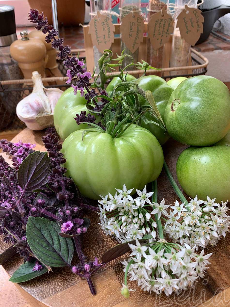 Gruene Tomaten 6 | Tatort Küche