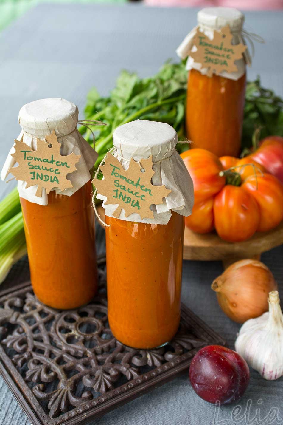 Indische Tomatensauce43   Tatort Küche