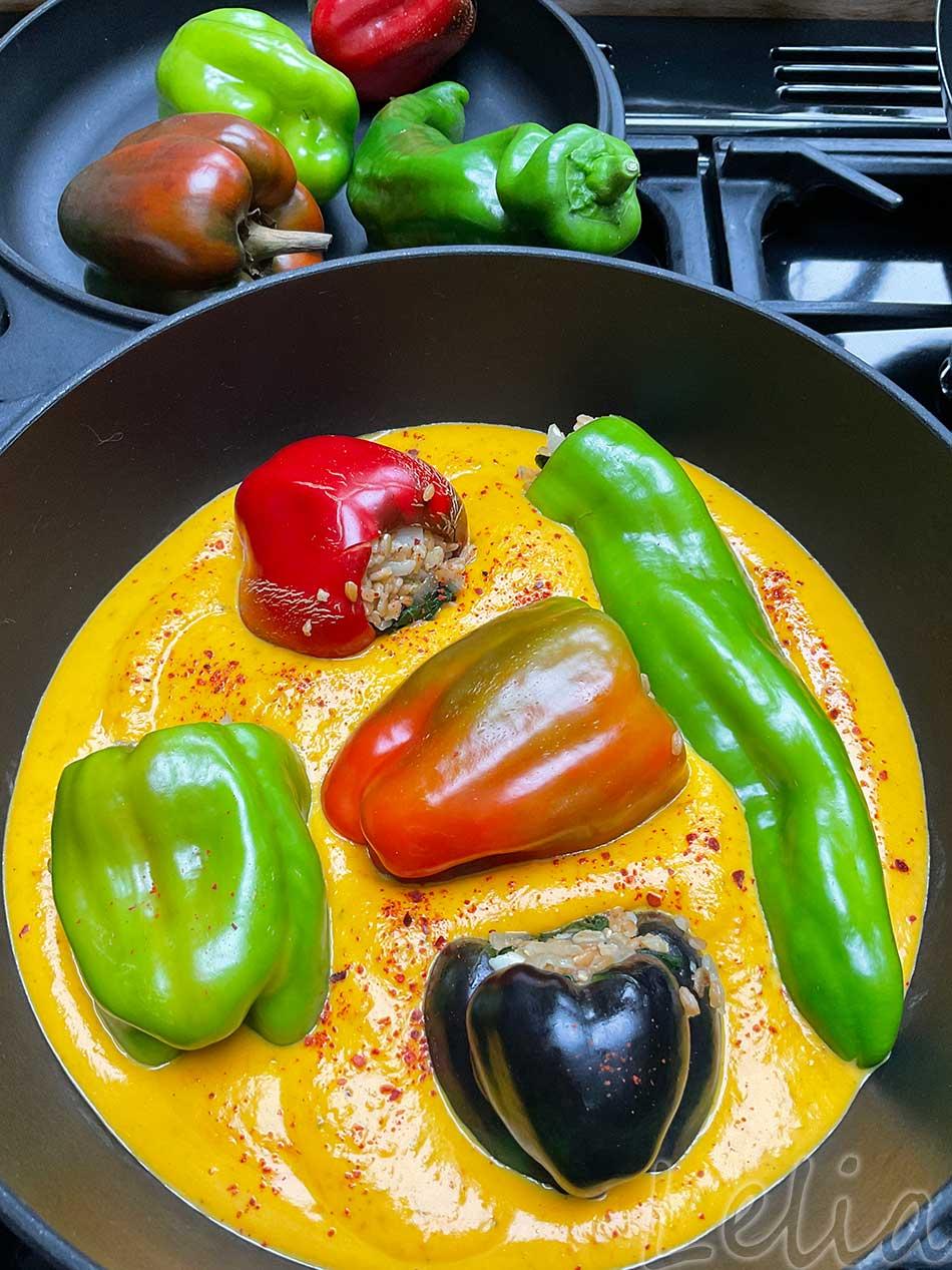 gefuellte Paprika 3 | Tatort Küche