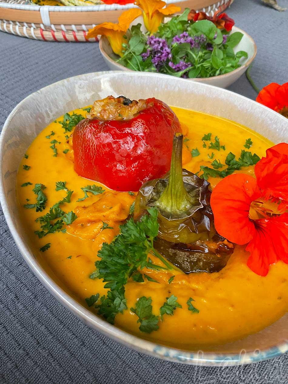 gefuellte Paprika 6 | Tatort Küche