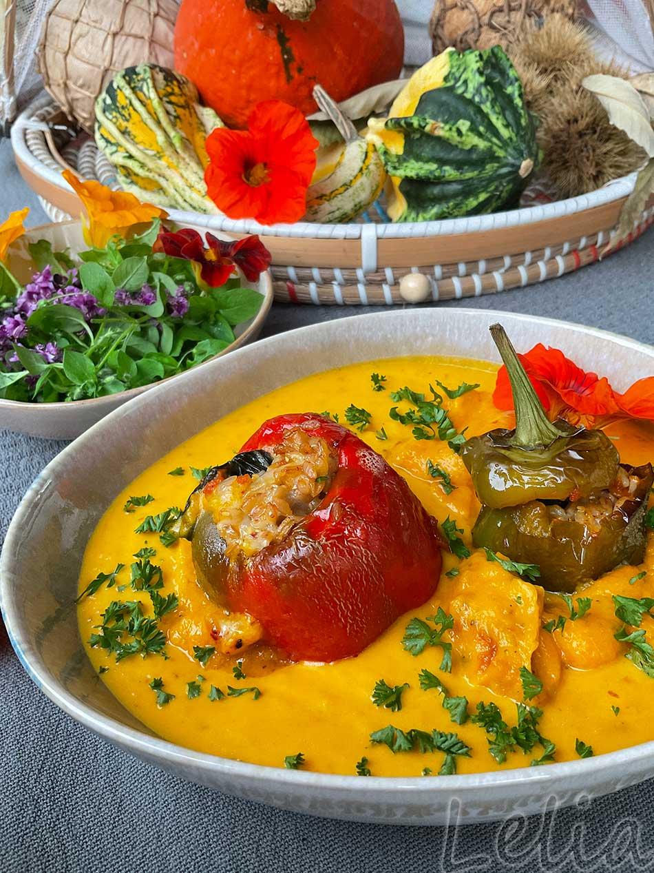 gefuellte Paprika 7 | Tatort Küche